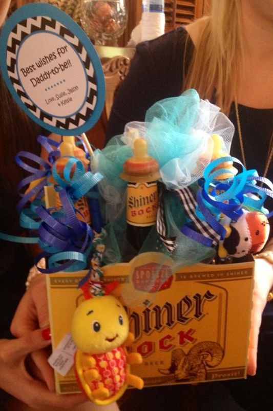 Best ideas about Baby Shower Gift Ideas For Dad . Save or Pin Baby shower t for dad I could make better Bud Light Now.