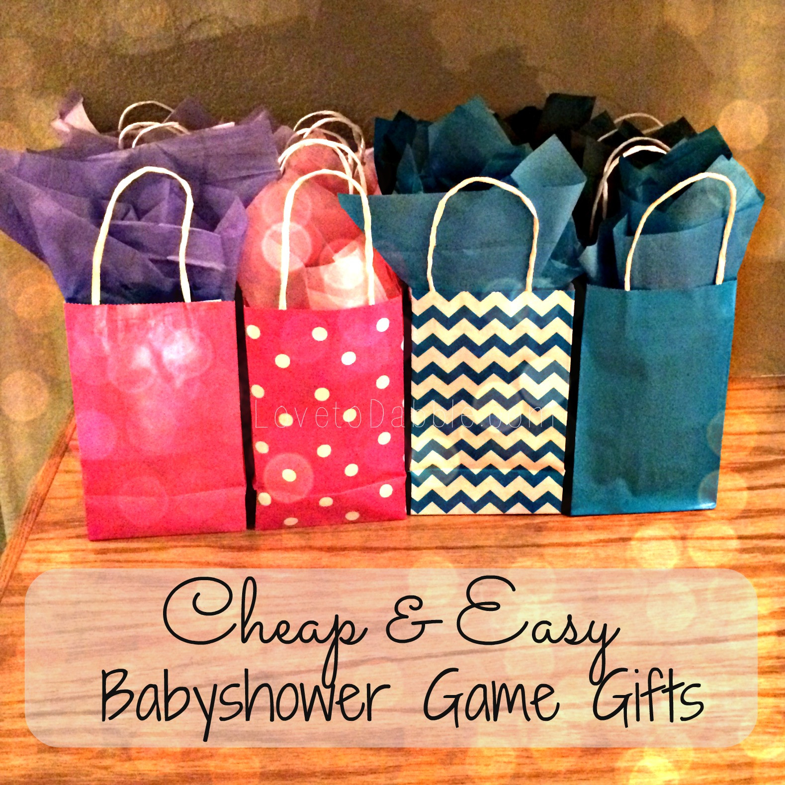 Best ideas about Baby Shower Gift Ideas For Games . Save or Pin List Baby Shower Image Now.