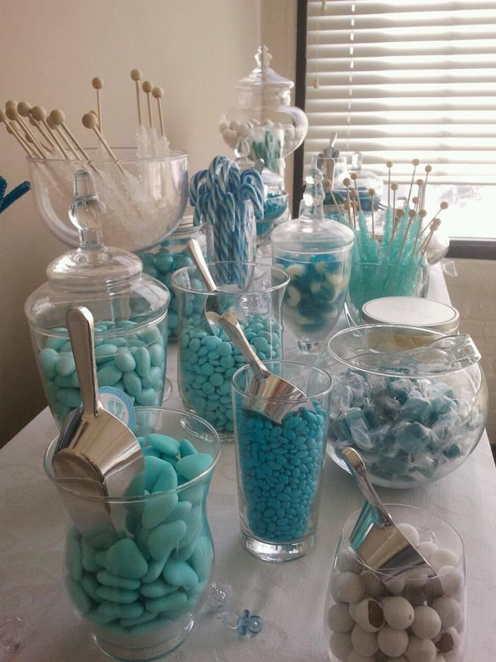 Best ideas about Baby Shower Gift Ideas For Guest . Save or Pin My baby shower candy bar Instead of sending guests home Now.