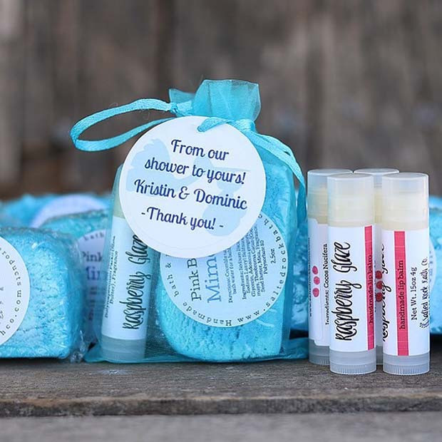 Best ideas about Baby Shower Gift Ideas For Guest . Save or Pin 21 Baby Shower Favors That Your Guests Will Love crazyforus Now.