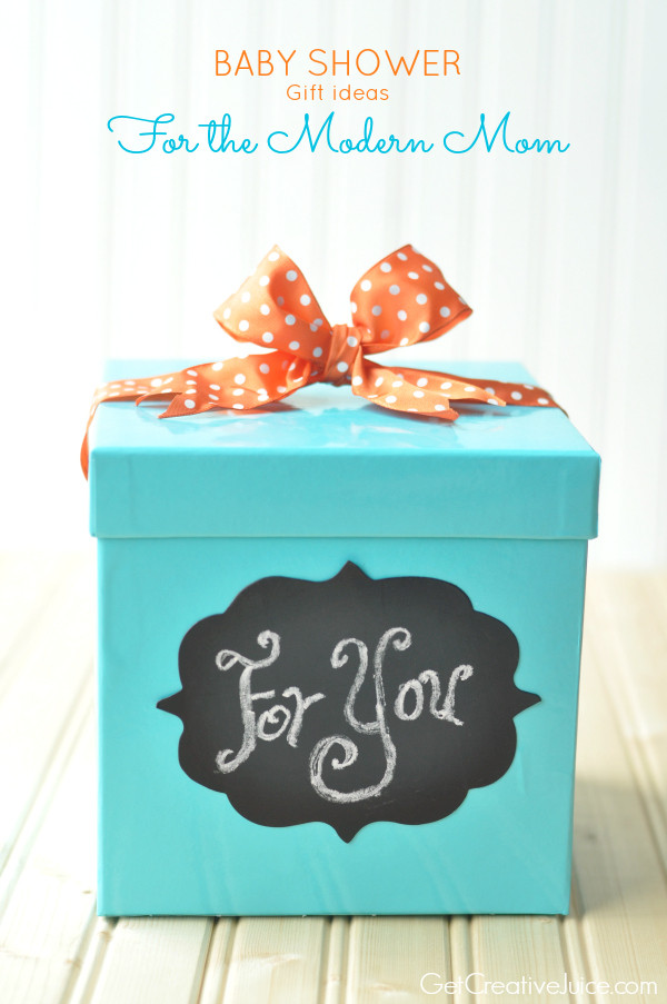 Best ideas about Baby Shower Gift Ideas For Mom . Save or Pin Baby Shower Gift Ideas for the Modern Mom Creative Juice Now.