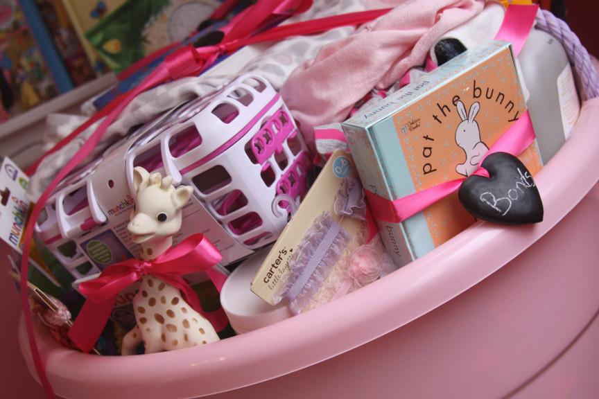 Best ideas about Baby Shower Gift Ideas For Mom . Save or Pin The Best Baby Shower Gift – Fill A Tub With Mom Tested Now.