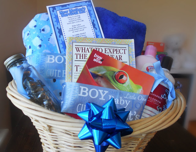Best ideas about Baby Shower Gift Ideas For Mom . Save or Pin Baby Shower Gift Survival Kit Darling Doodles Now.