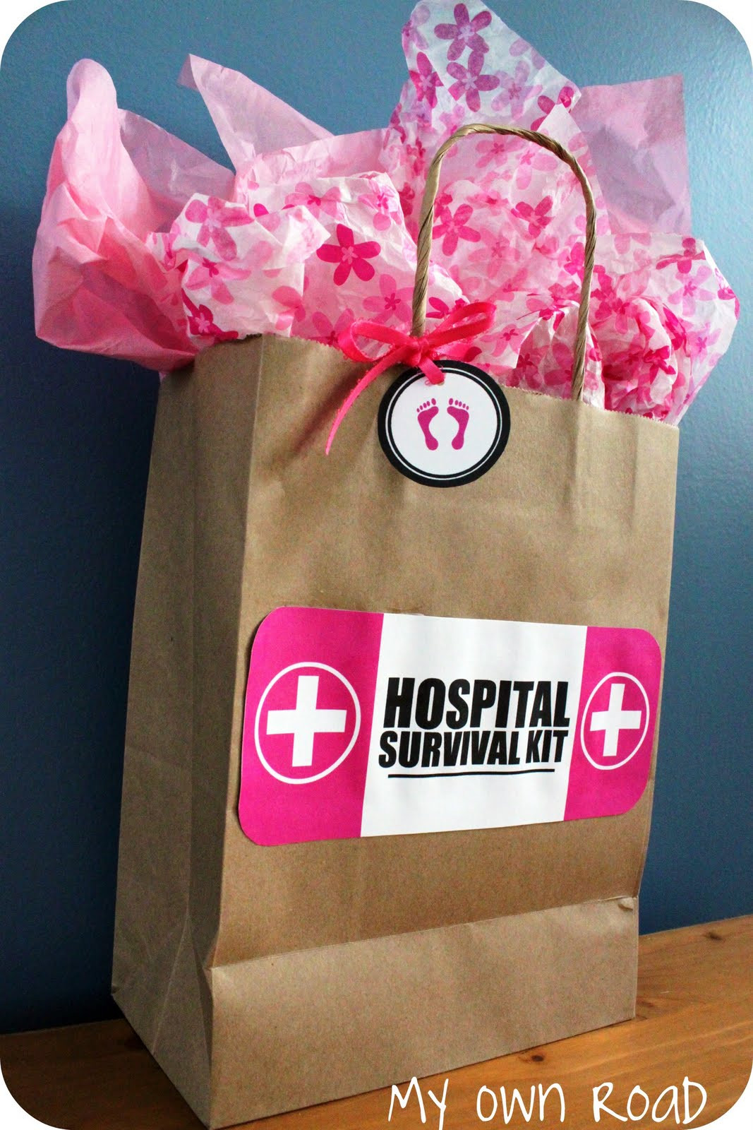Best ideas about Baby Shower Gift Ideas For Mom . Save or Pin Hospital Survival Kit Baby Shower Gift Now.