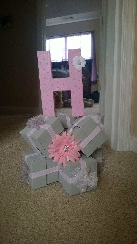Best ideas about Baby Shower Gift Table Ideas . Save or Pin Pinterest • The world's catalog of ideas Now.