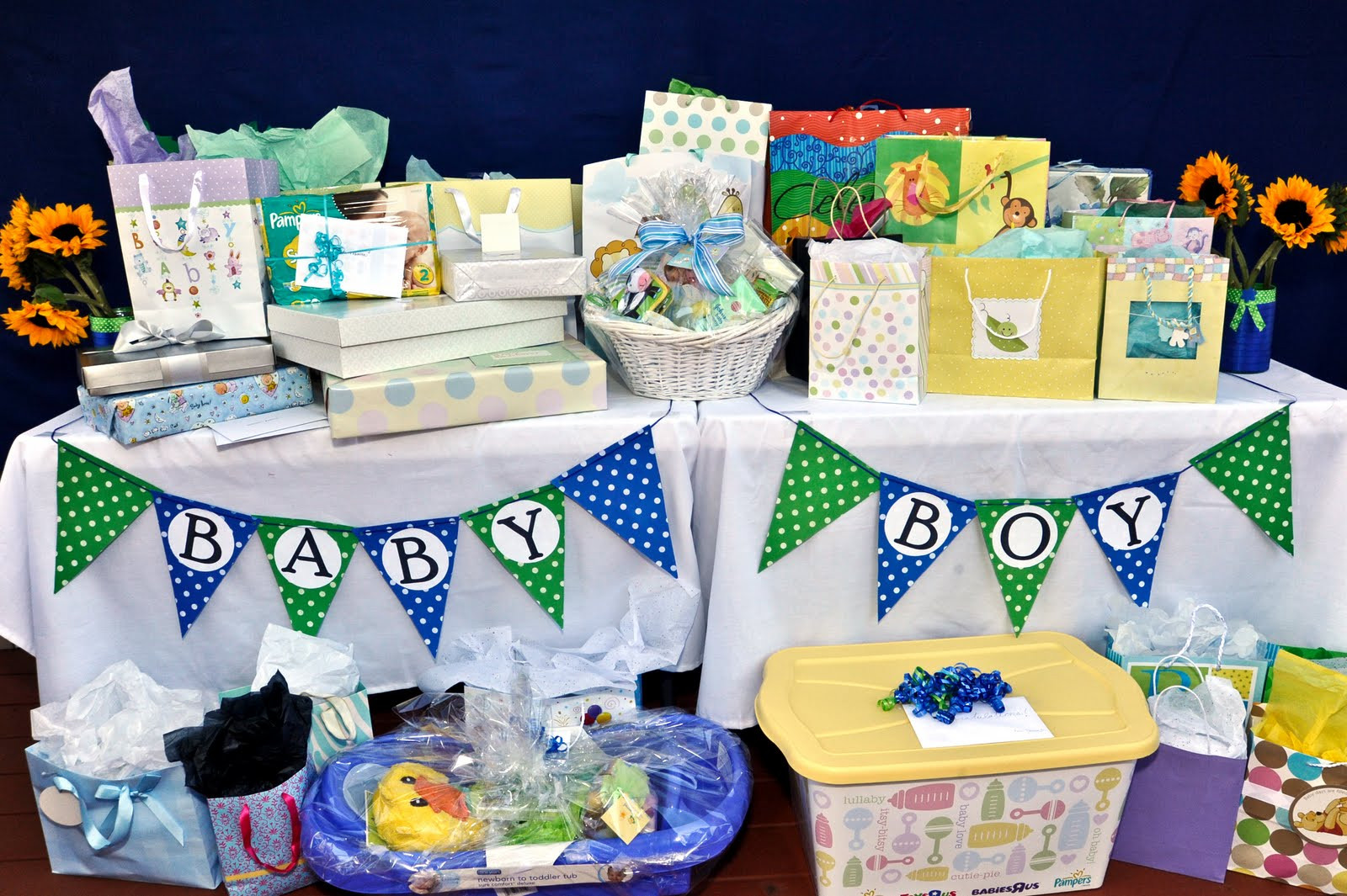 Best ideas about Baby Shower Gift Table Ideas . Save or Pin Lawyer Loves Lunch I m Back Bigger and Better than Ever Now.