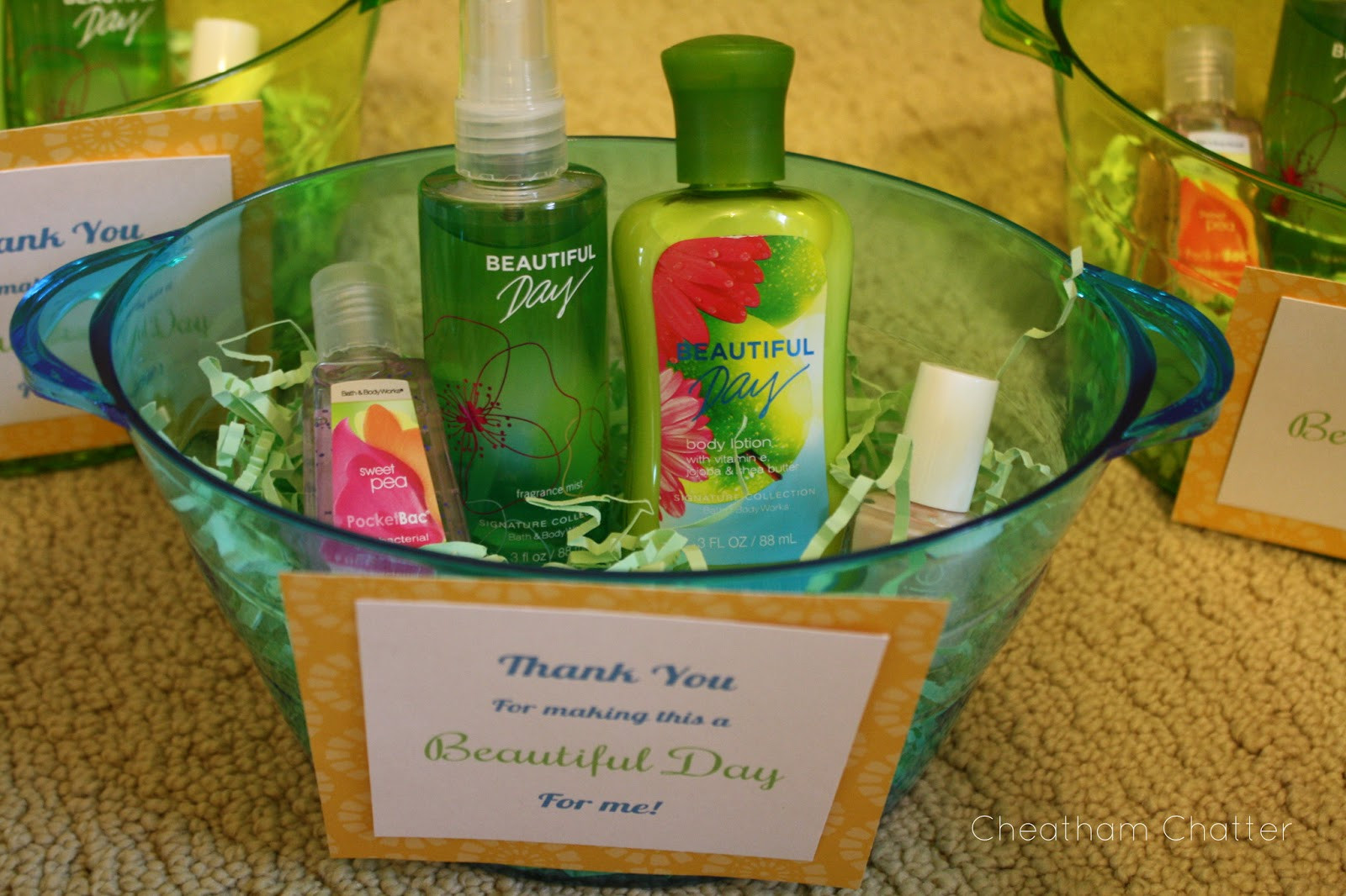 Best ideas about Baby Shower Host Gift Ideas . Save or Pin Cheatham Chatter Baby Shower Favors & Hostess Gifts Now.