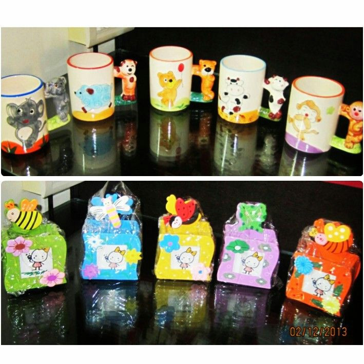 Best ideas about Baby Shower Return Gift Ideas . Save or Pin Return ts I gave during my baby shower party Now.