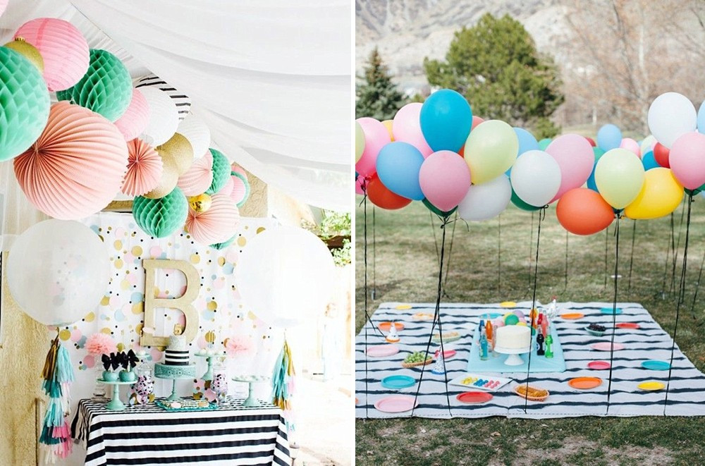 Best ideas about Baby's First Birthday Party Ideas . Save or Pin Ideas And Inspiration For An EPIC First Birthday Party Now.