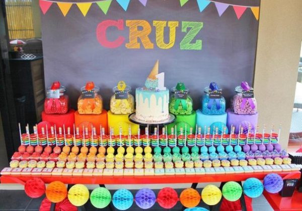 Best ideas about Baby's First Birthday Party Ideas . Save or Pin Summer Birthday Party Ideas for Babies Now.