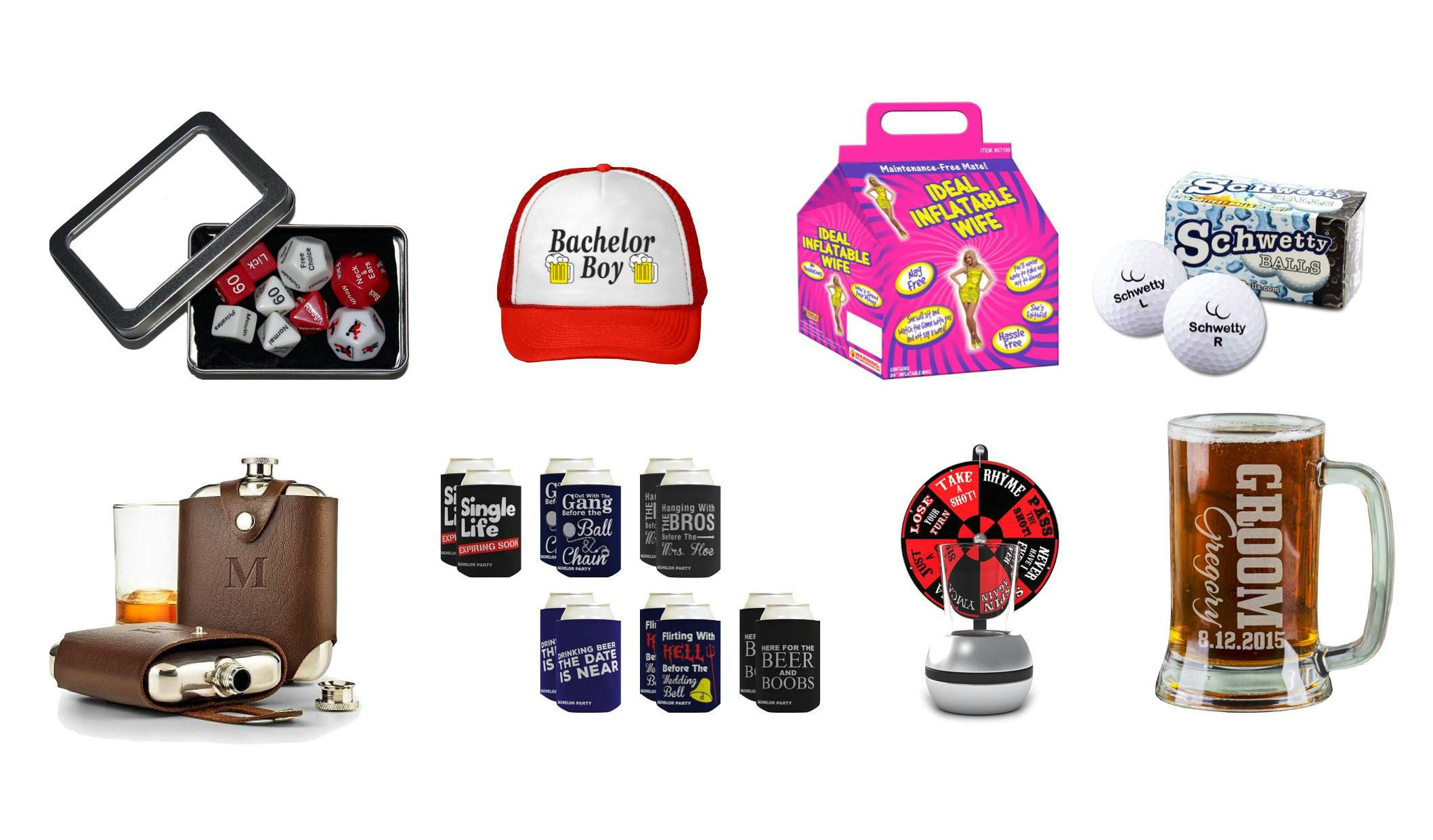 Best ideas about Bachelor Party Gift Ideas . Save or Pin Top 10 Best Bachelor Party Gifts Now.