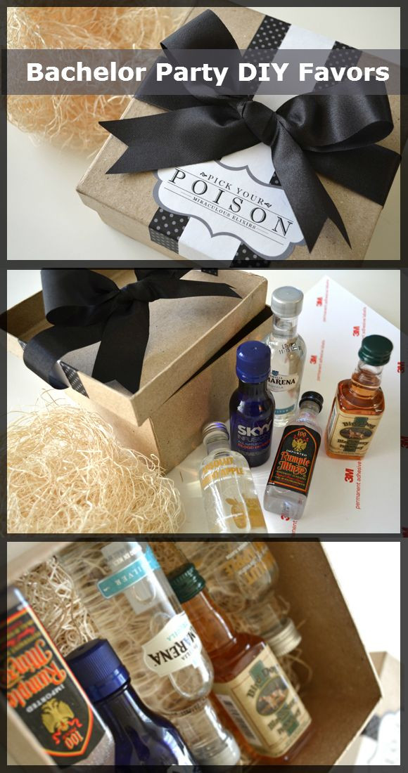 Best ideas about Bachelor Party Gift Ideas . Save or Pin 65 best images about bachelor party ideas on Pinterest Now.