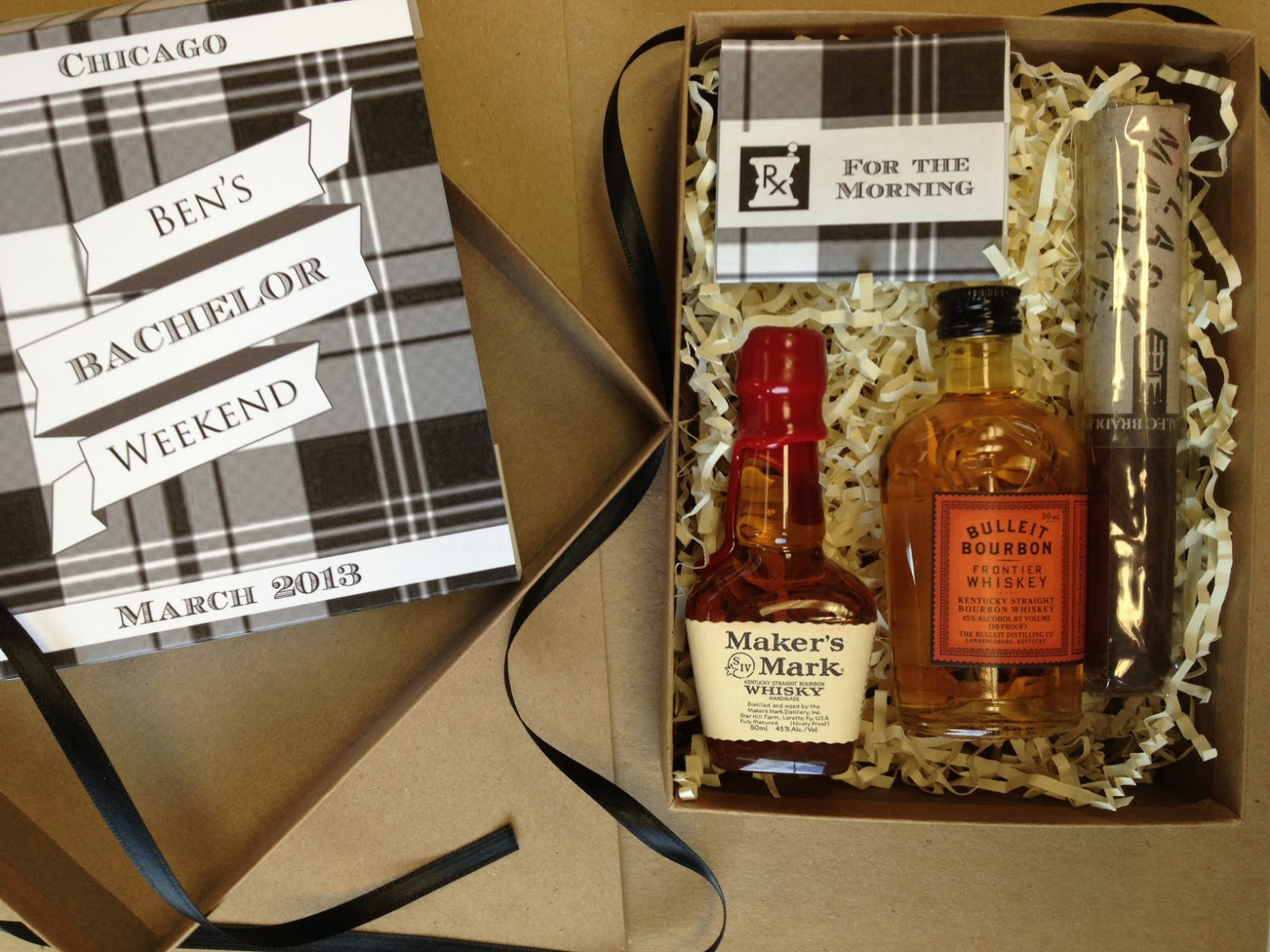Best ideas about Bachelor Party Gift Ideas . Save or Pin Bachelor Party Gift Box Good Ideas Now.
