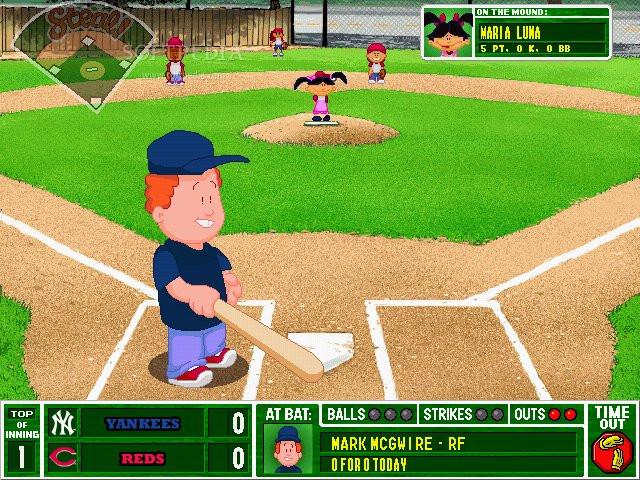 Best ideas about Backyard Baseball 2003 Download . Save or Pin backyard baseball 2003 free full version Now.