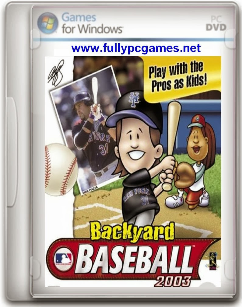 Best ideas about Backyard Baseball 2003 Download . Save or Pin Backyard Baseball 2003 Game Free Download Full Version Now.