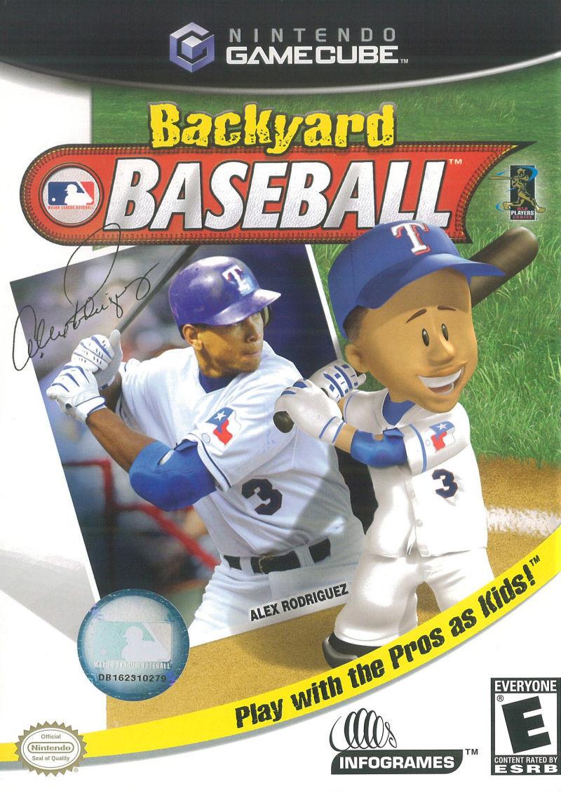 Best ideas about Backyard Baseball Gamecube . Save or Pin Backyard Baseball for GameCube 2003 MobyGames Now.