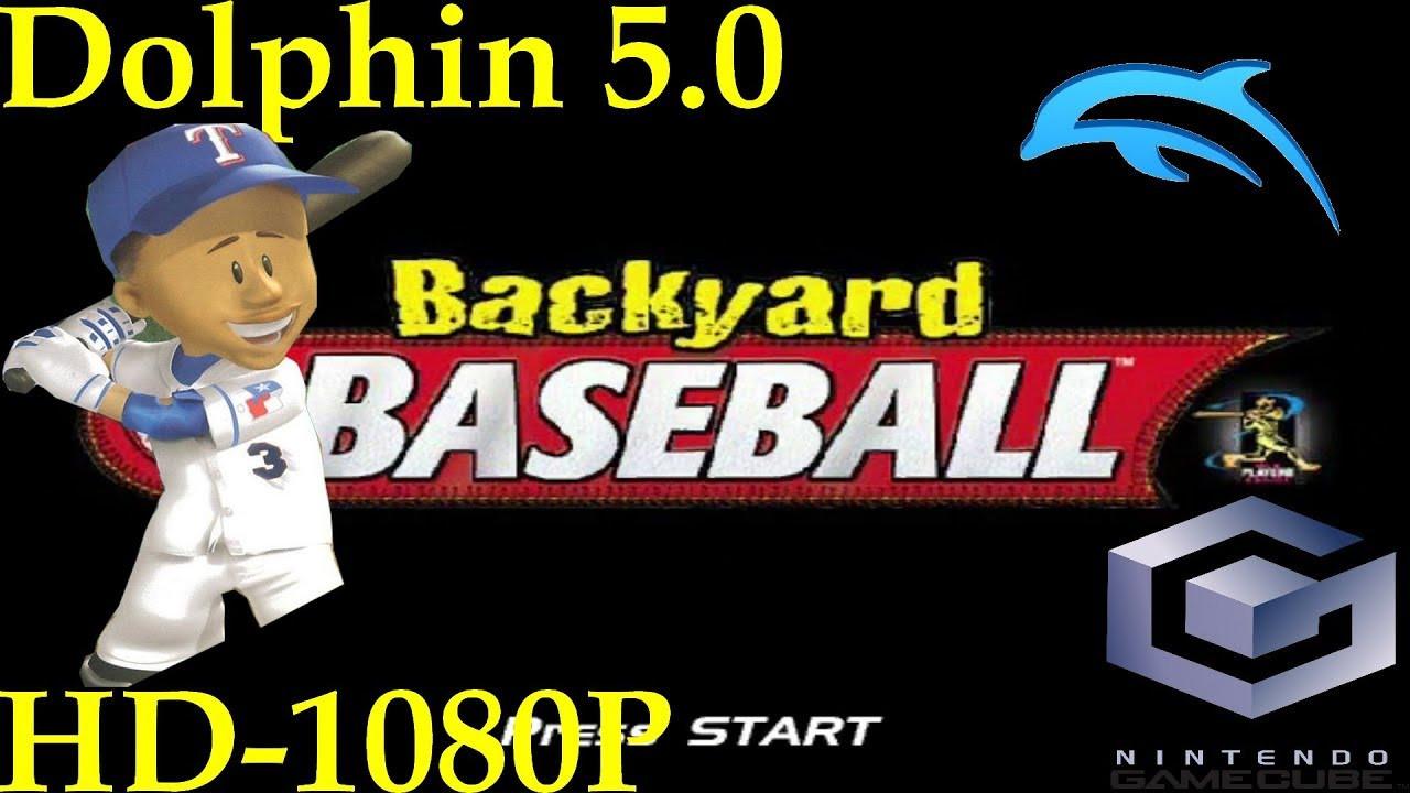 Best ideas about Backyard Baseball Gamecube . Save or Pin Backyard Baseball [Gamecube] Dolphin 5 0 [1080p HD] Now.