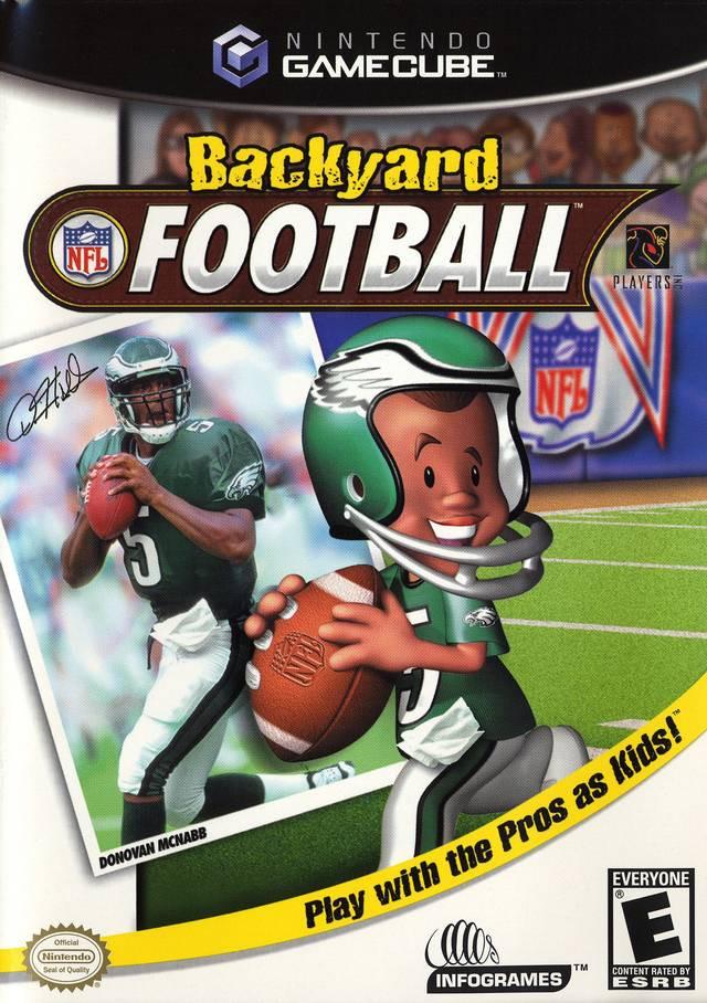 Best ideas about Backyard Baseball Gamecube . Save or Pin Backyard Football Box Shot for GameCube GameFAQs Now.