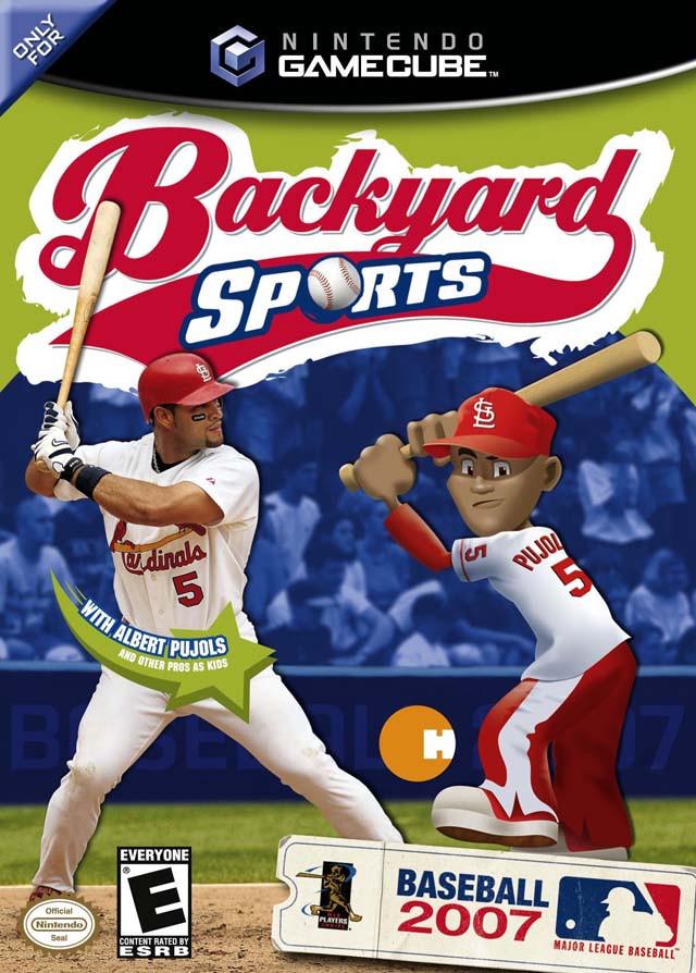 Best ideas about Backyard Baseball Gamecube . Save or Pin Backyard Baseball 2007 Gamecube Game Now.