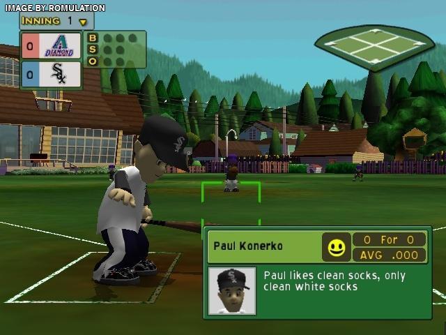 Best ideas about Backyard Baseball Gamecube . Save or Pin Backyard Sports Baseball 2007 USA Nintendo GameCube Now.
