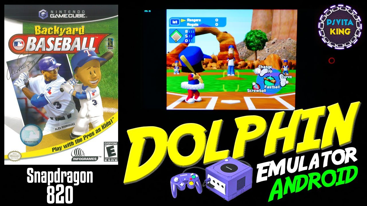 Best ideas about Backyard Baseball Gamecube . Save or Pin Backyard Baseball Android Dolphin GameCube Snapdragon 820 Now.