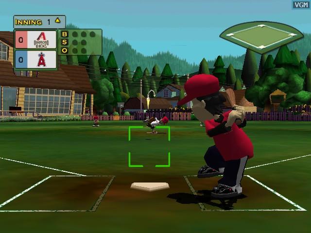 Best ideas about Backyard Baseball Gamecube . Save or Pin Backyard Sports Baseball 2007 for Nintendo GameCube Now.