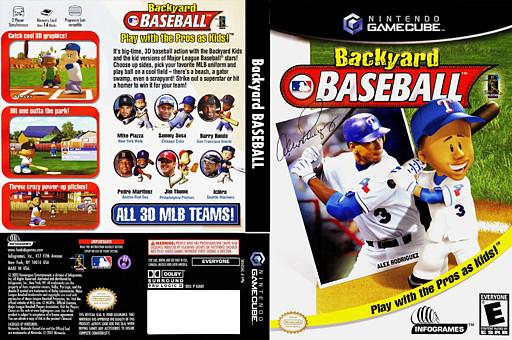 Best ideas about Backyard Baseball Gamecube . Save or Pin GBKE70 Backyard Baseball Now.