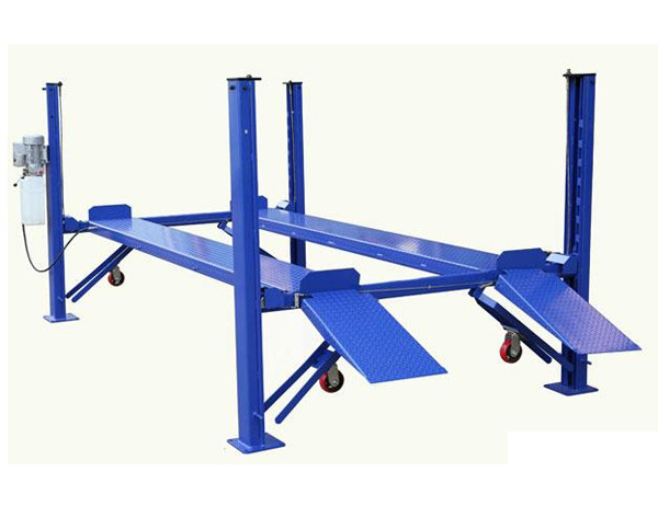 Best ideas about Backyard Buddy Price . Save or Pin Four Post Hydraulic Car Lift backyard Buddy Car Lift Now.