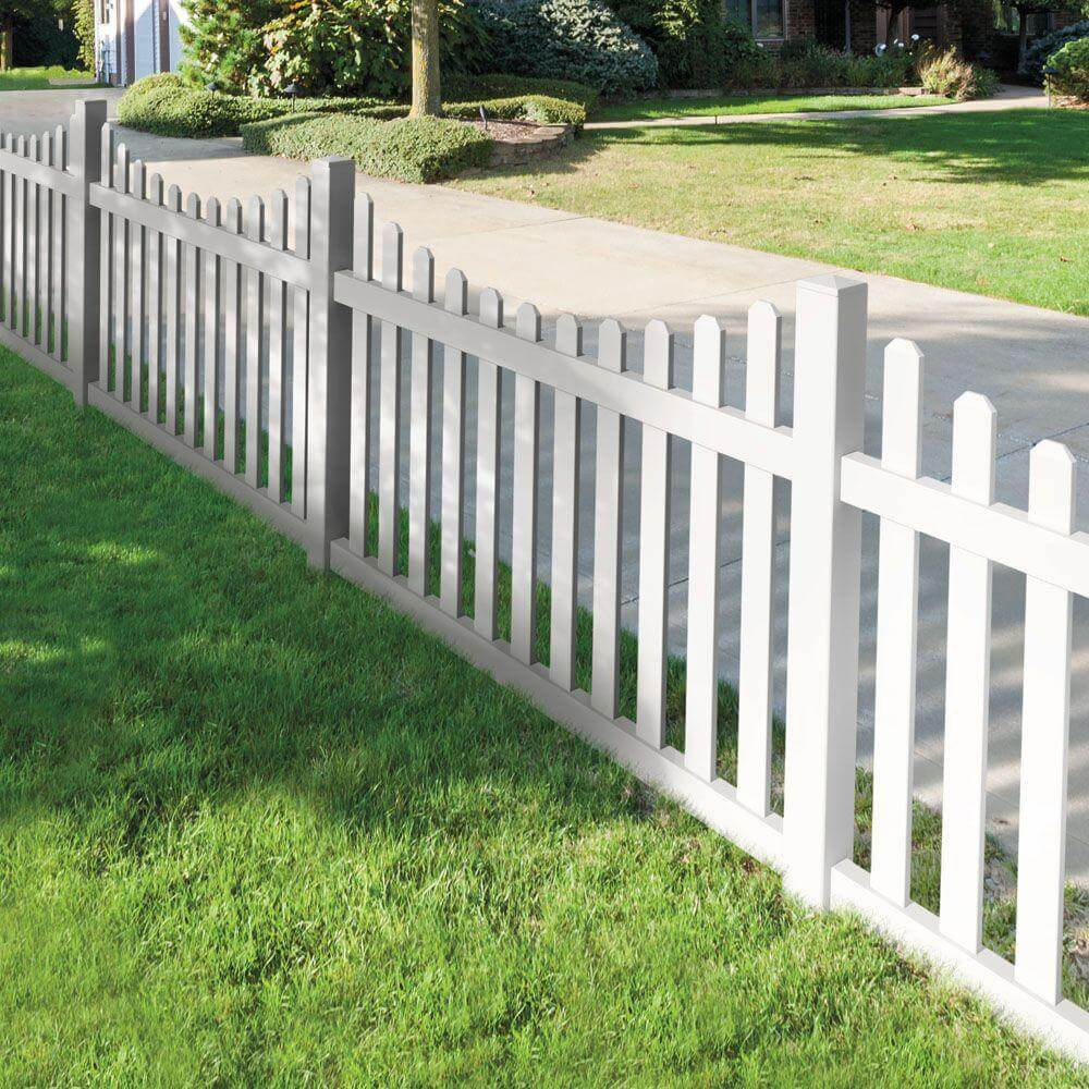 Best ideas about Backyard Fence Ideas . Save or Pin 75 Fence Designs Styles Patterns Tops Materials and Ideas Now.