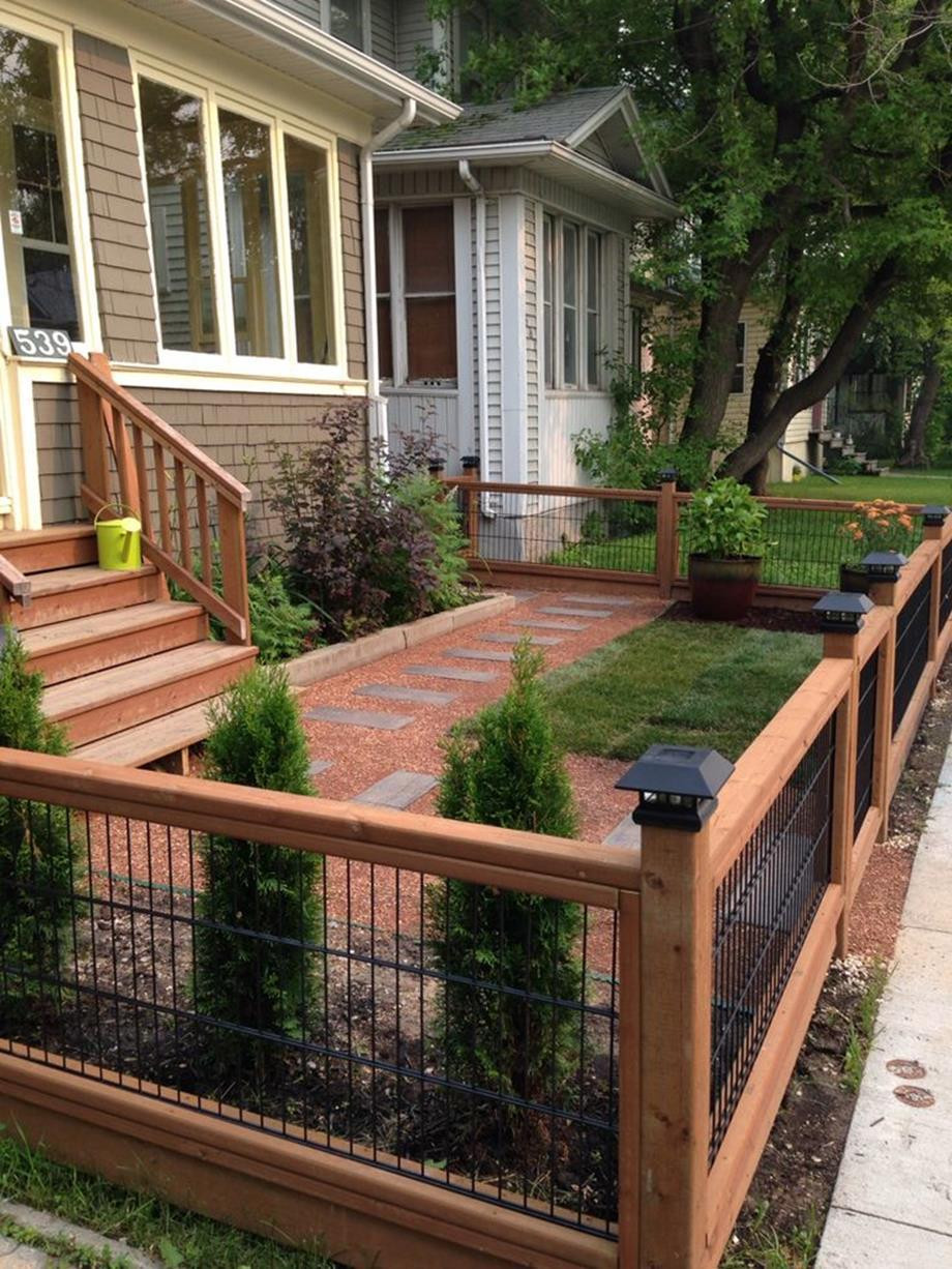 Best ideas about Backyard Fence Ideas . Save or Pin 32 Cheap Backyard Fence Ideas for Dogs HomeCoach Design Now.