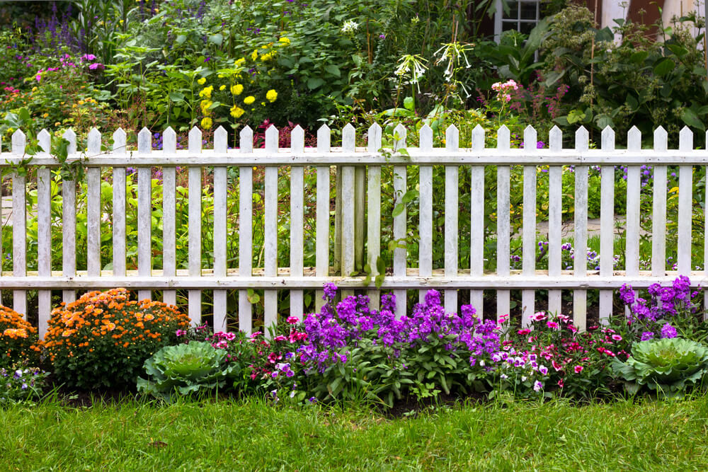 Best ideas about Backyard Fence Ideas . Save or Pin 101 Fence Designs Styles and Ideas BACKYARD FENCING AND Now.