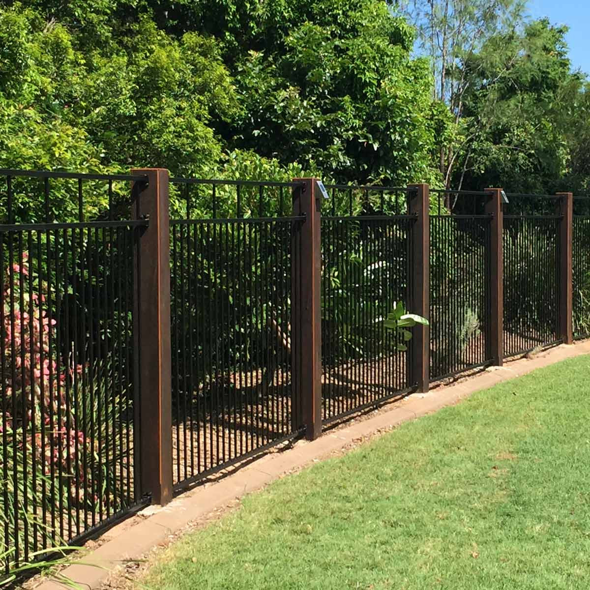 Best ideas about Backyard Fence Ideas . Save or Pin 10 Modern Fence Ideas for Your Backyard — The Family Handyman Now.