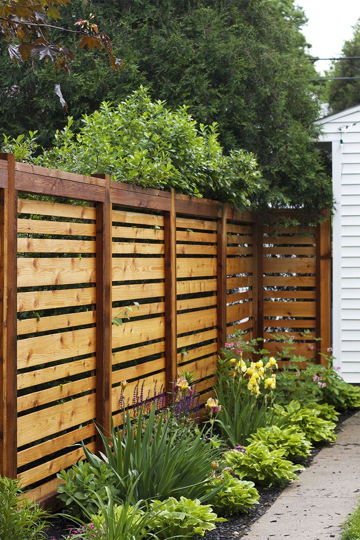 Best ideas about Backyard Fence Ideas . Save or Pin Best 25 Backyard fences ideas on Pinterest Now.