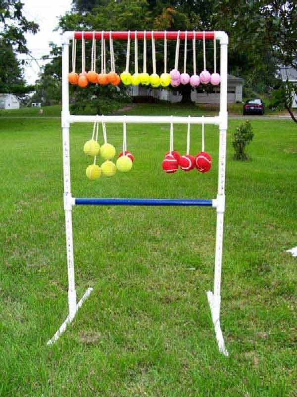 Best ideas about Backyard Games DIY . Save or Pin Top 34 Fun DIY Backyard Games and Activities Now.