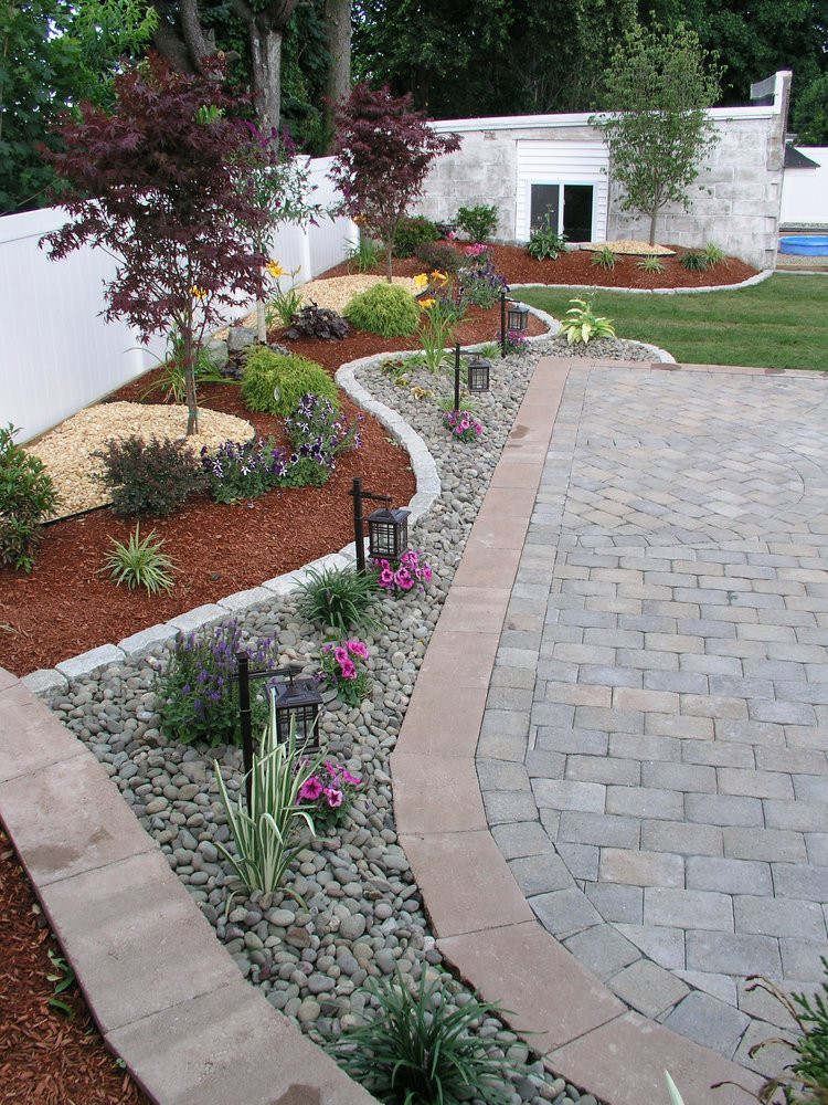 Best ideas about Backyard Landscape Ideas . Save or Pin Best Backyard Landscaping Ideas And Designs Simple Back Now.