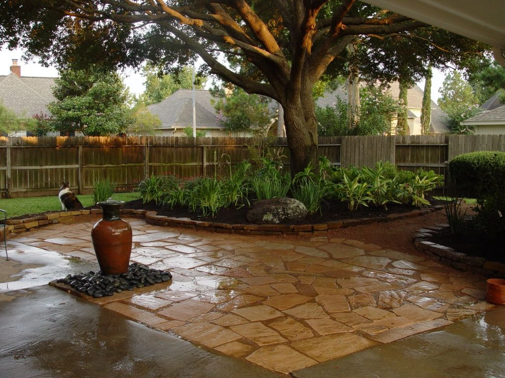 Best ideas about Backyard Landscape Ideas . Save or Pin Small Backyard Landscaping Concept to Add Cute Detail in Now.