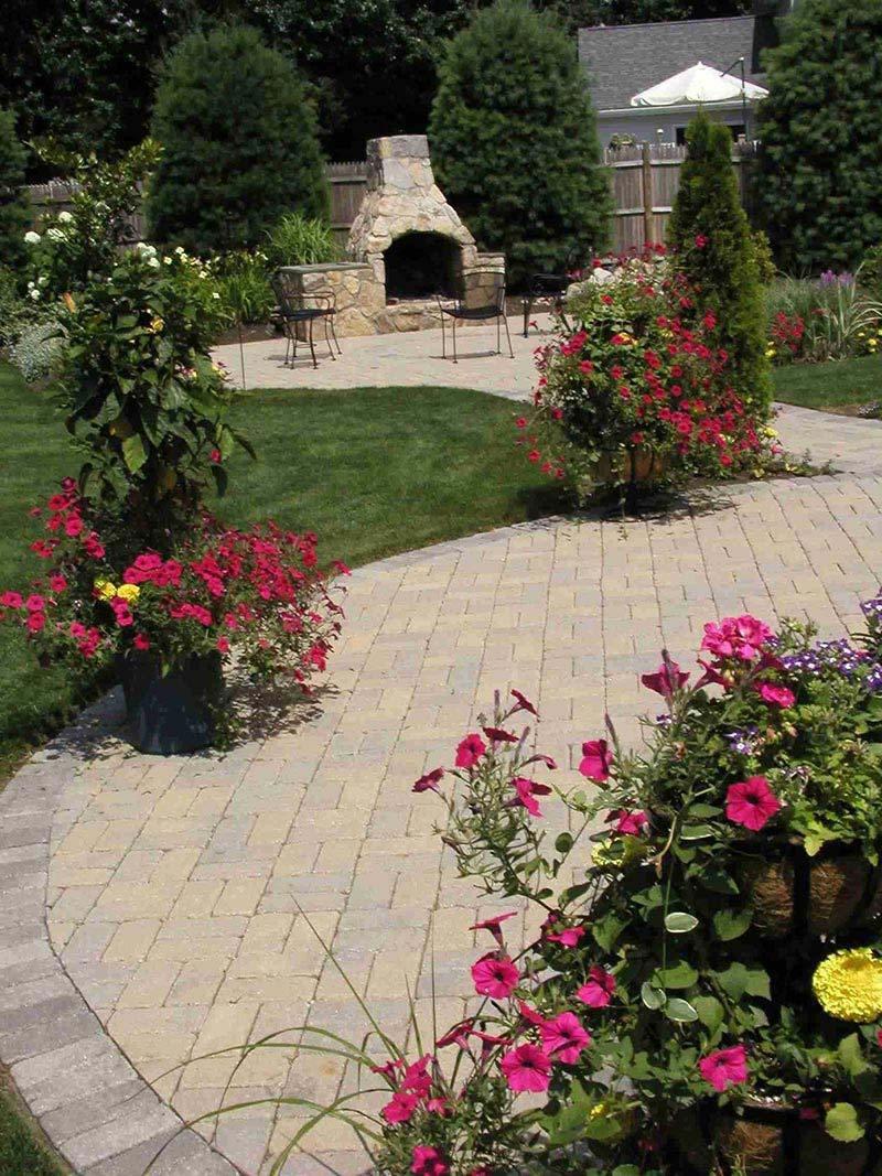 Best ideas about Backyard Landscape Ideas . Save or Pin Quiet Corner Amazing Backyard Landscaping Ideas Quiet Corner Now.