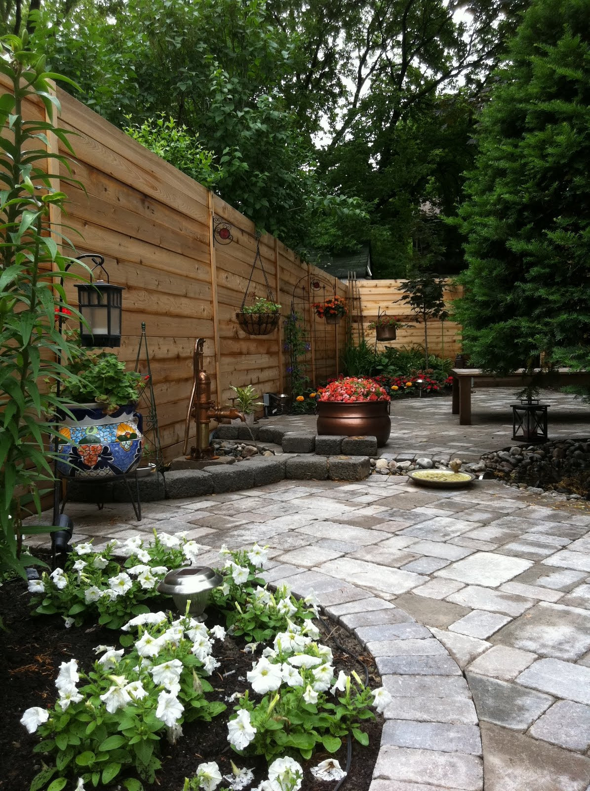 Best ideas about Backyard Landscape Ideas . Save or Pin Create Your Beautiful Gardens with Small Backyard Now.