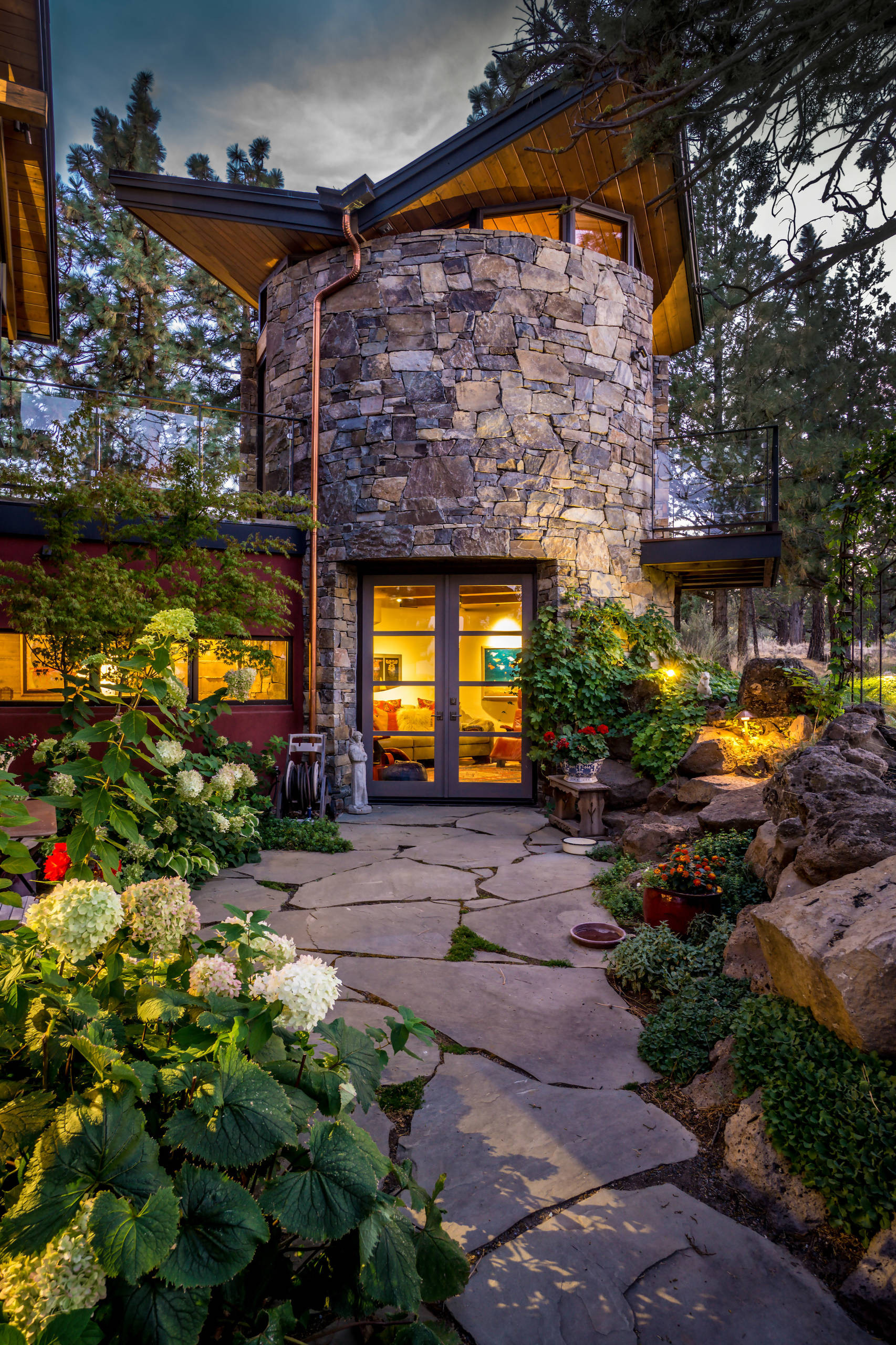 Best ideas about Backyard Landscape Ideas . Save or Pin 15 Stunning Rustic Landscape Designs That Will Take Your Now.