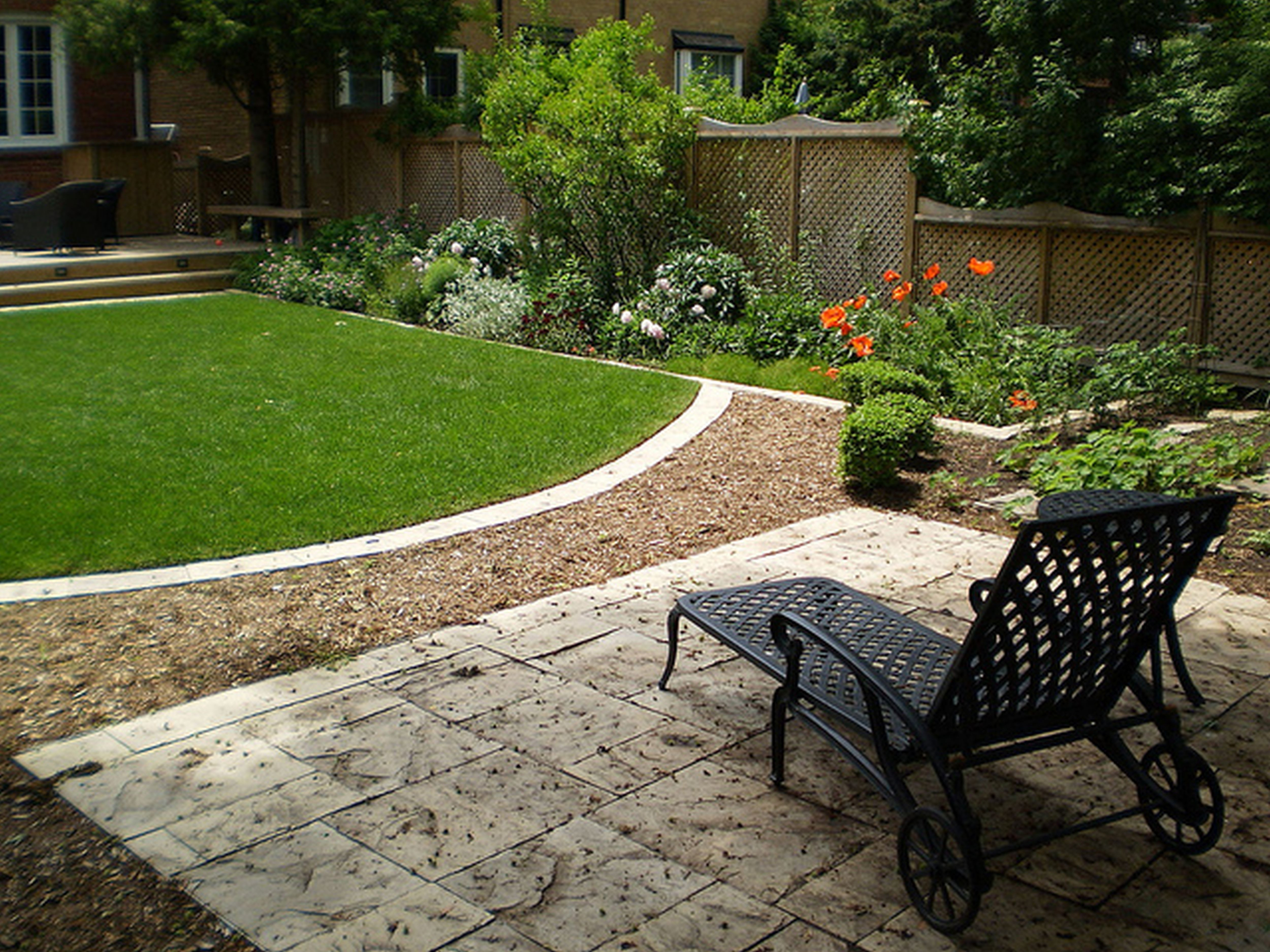 Best ideas about Backyard Landscape Ideas . Save or Pin Small Backyard Landscaping Tips You Have to Know Traba Homes Now.