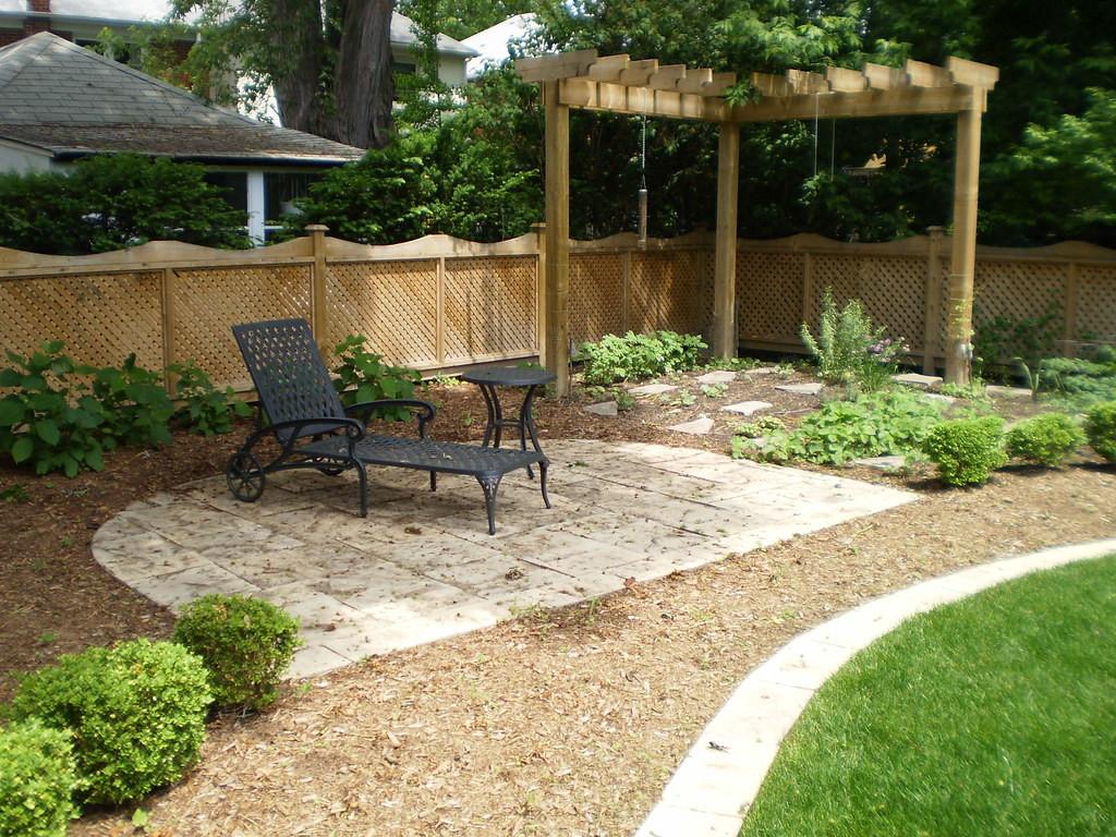 Best ideas about Backyard Landscape Ideas . Save or Pin Backyard Landscape Ideas Now.