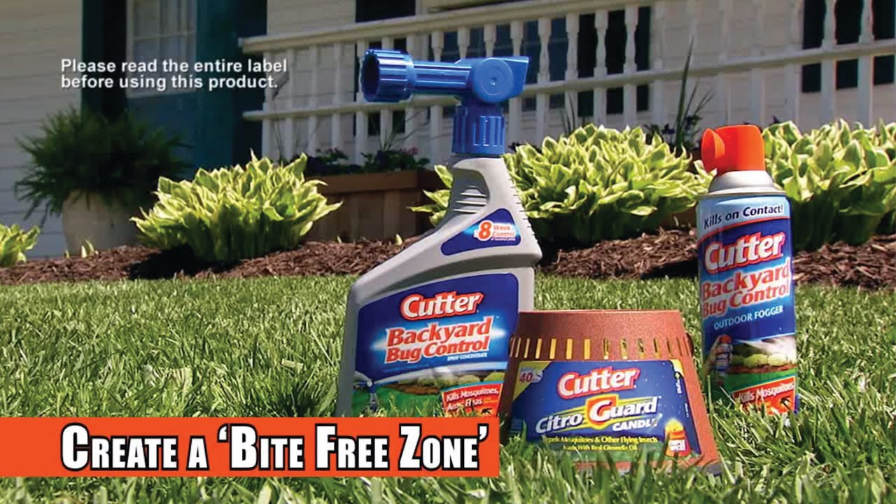 Best ideas about Backyard Mosquito Repellent . Save or Pin Cutter Insect Repellent Now.