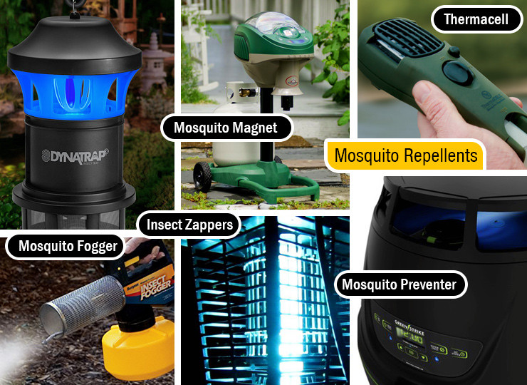 Best ideas about Backyard Mosquito Repellent . Save or Pin Best Mosquito Repellent for Your Yard Now.