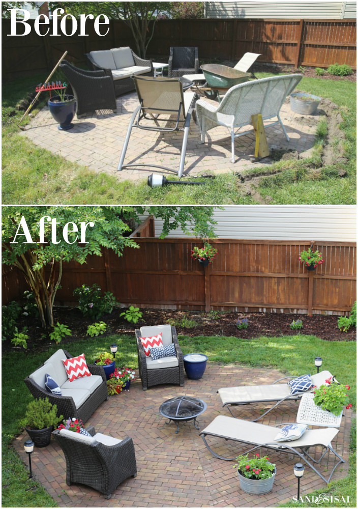 Best ideas about Backyard Mosquito Repellent . Save or Pin Patio Makeover Mosquito Repellent Outdoor Lighting System Now.