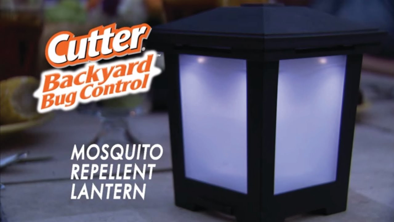 Best ideas about Backyard Mosquito Repellent . Save or Pin Cutter Backyard™ Bug Control Now.