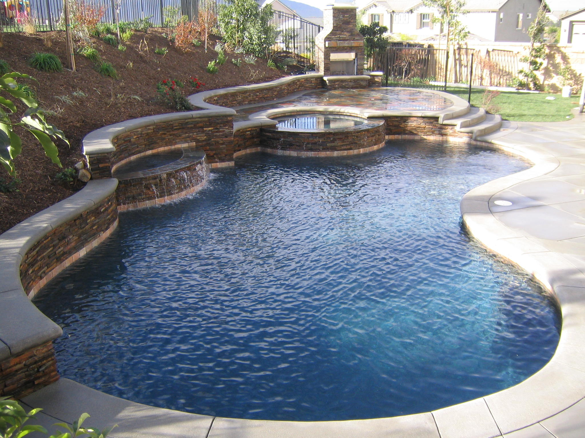 Best ideas about Backyard Pool Ideas . Save or Pin 35 Best Backyard Pool Ideas – The WoW Style Now.