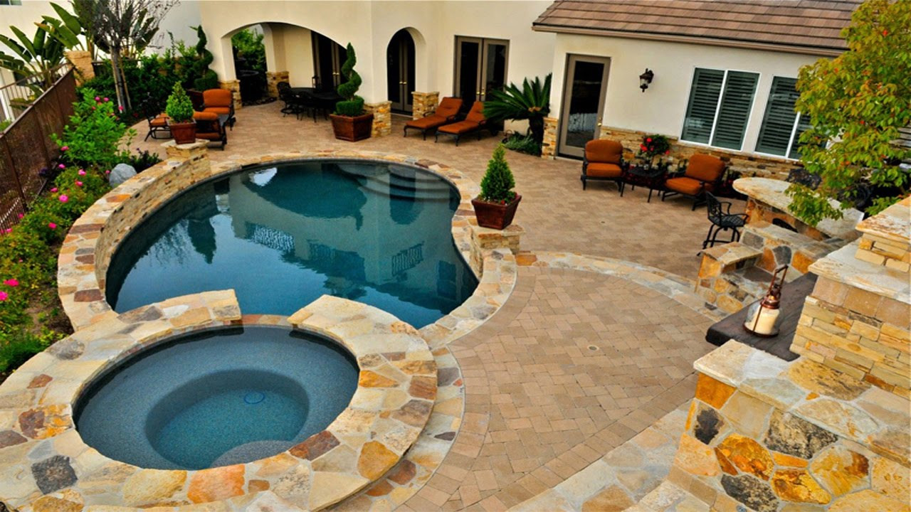 Best ideas about Backyard Pool Ideas . Save or Pin Backyard Pool Designs Pool Ideas for Small Backyards Now.