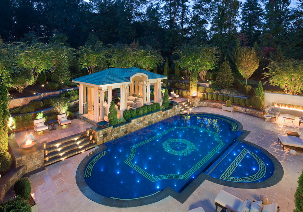 Best ideas about Backyard Pool Ideas . Save or Pin 63 Invigorating Backyard Pool Ideas & Pool Landscapes Now.