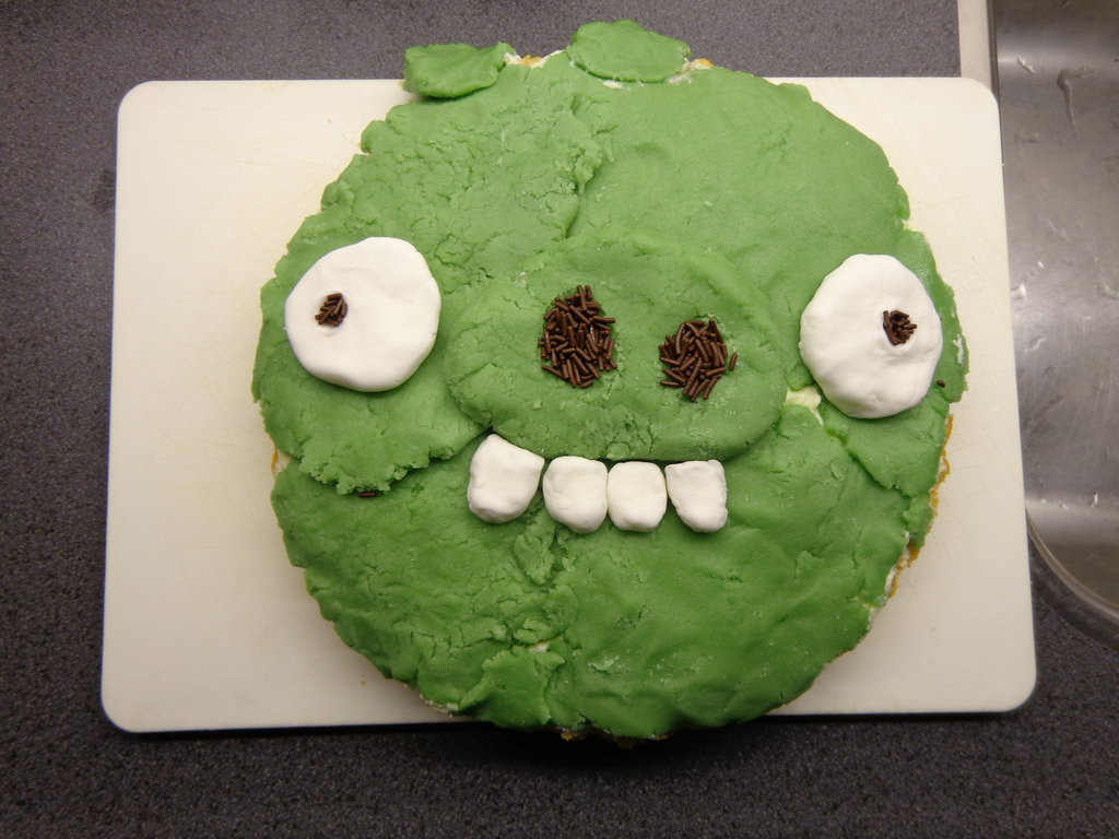 Best ideas about Bad Birthday Cake . Save or Pin Bad Piggy Birthday Cake by Gallade007 on DeviantArt Now.