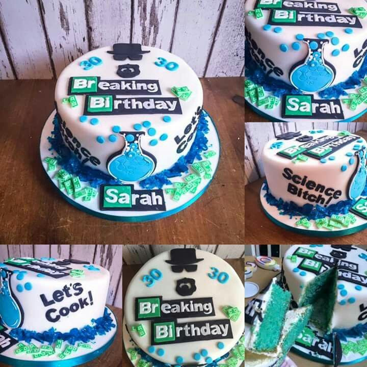 Best ideas about Bad Birthday Cake . Save or Pin Best 25 Breaking bad cake ideas on Pinterest Now.